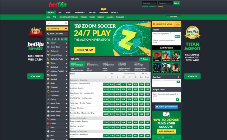 Bet9ja Mobile Lite